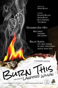 Burn This 7 (poster)