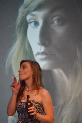 Sara Cormier as Alice Photo Credit Aaron Black